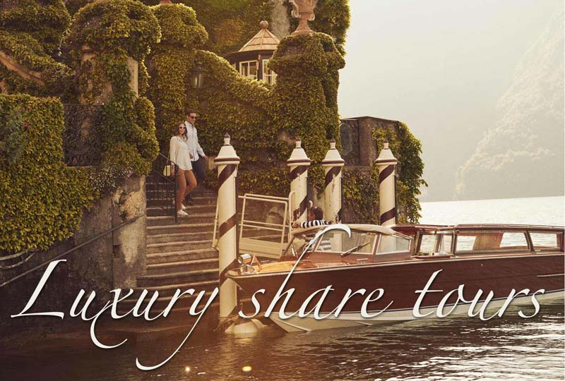 Luxury Share Tours mobile Como Bellagio 1