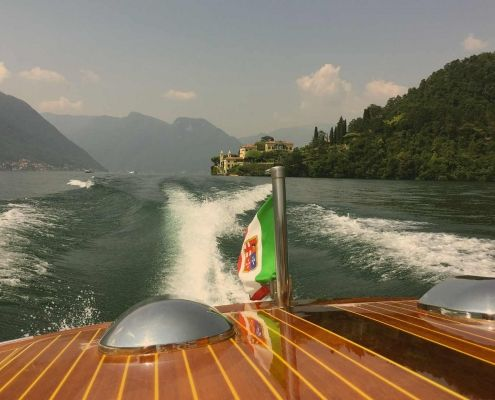 Southern Lake Tour - Bellagio Lake Como