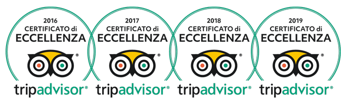 certificati trip advisor Tour Bellagio Lake Como