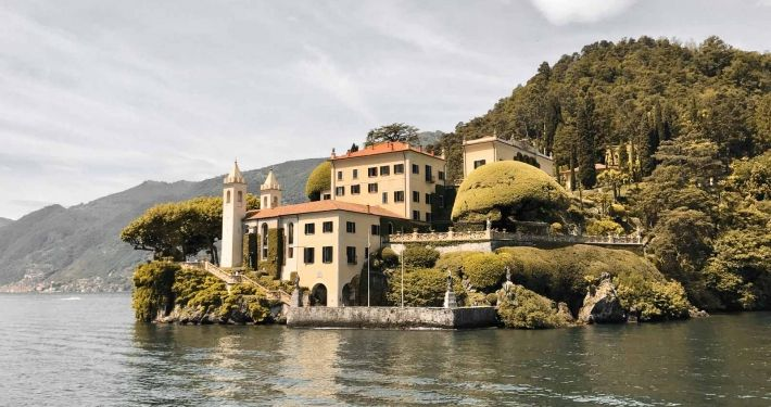 villa balbianello tour - Lake Como